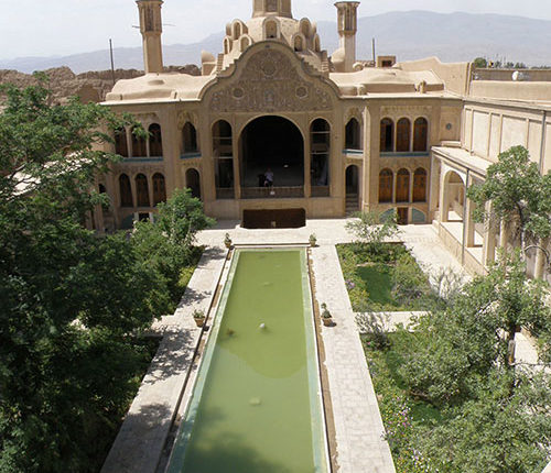 The Borujerdi House Kashan Iran - fodasun