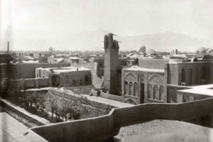 Kashan city old - fodasun